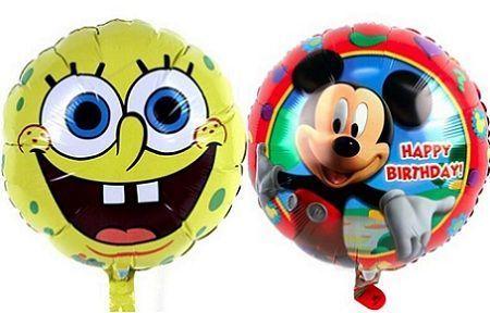 decoracion globos bob