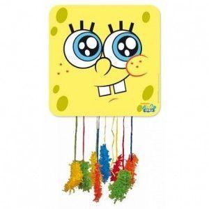 piñatas infantiles bob esponja