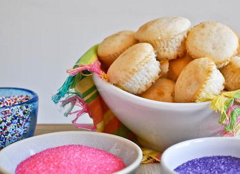 fiesta cupcake