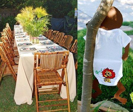 fiesta jardin selva mesa