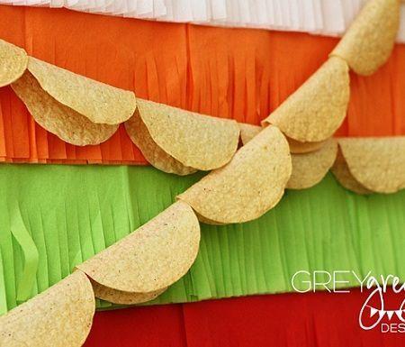 fiesta mexicana tortita