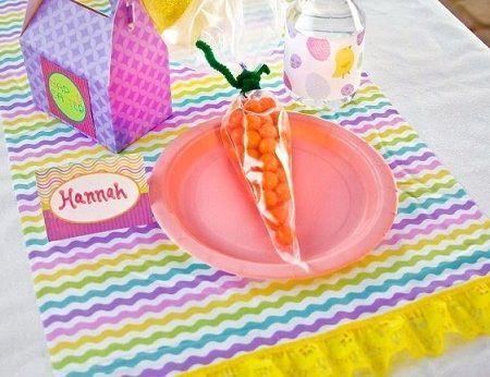fiesta pascua zanahoria