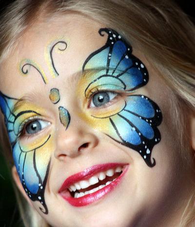 4 juegos infantiles para cumplea os for Pinturas de cara para halloween