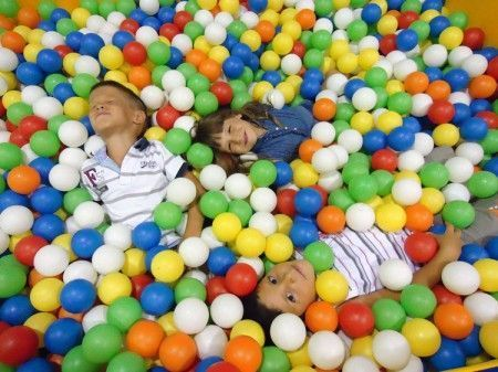 Parques de bolas