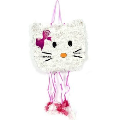 pinatas infantiles kitty