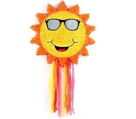 pinatas infantiles sol