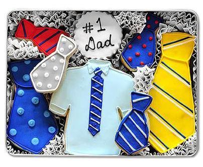 regalos dia del padre cookies
