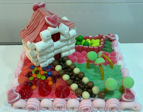 tartas gominolas casa
