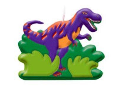 velas cumpleanos dinosaurio