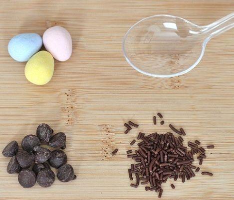 huevos pascua receta ingredientes