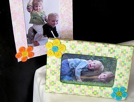 manualidades dia de la madre marco fotos
