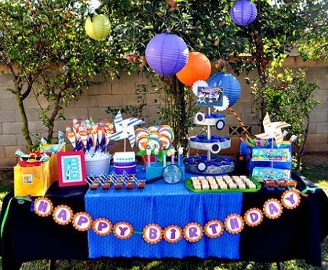 Cumpleaños de Phineas y Ferb