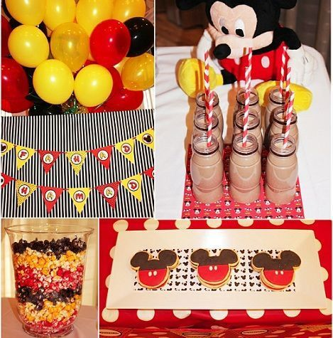 fiesta mickey mouse