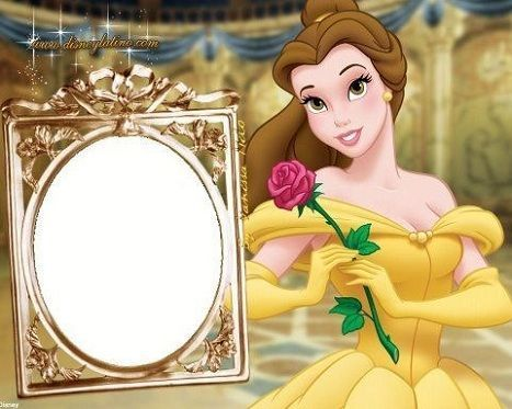 invitaciones cumpleanos princesas disney bella