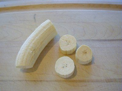 recetas fruta platano