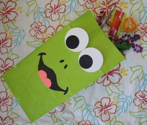bolsas de regalo para niños