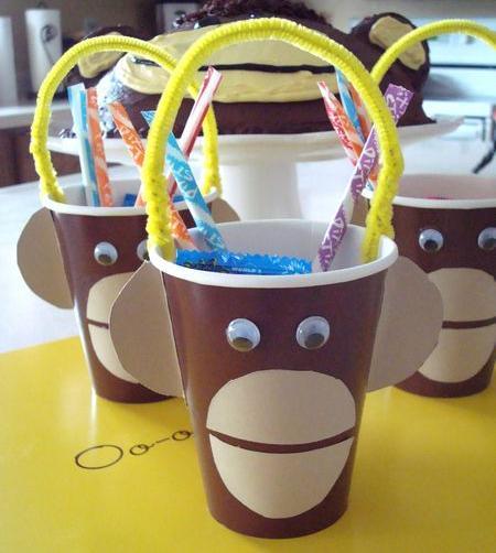 Bolsas de regalo originales for Regalos para fiestas de cumpleanos infantiles