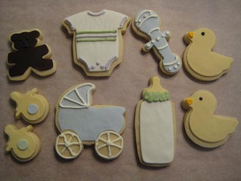 Galletas de bebé