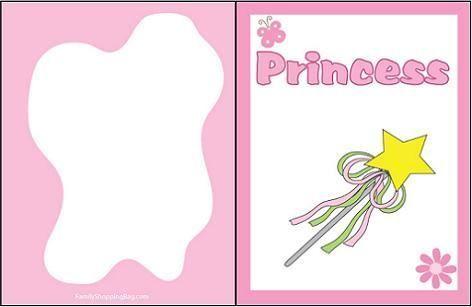 Invitación de Princesas