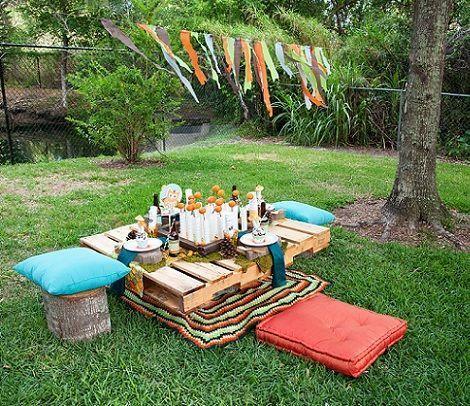 picnic mesa