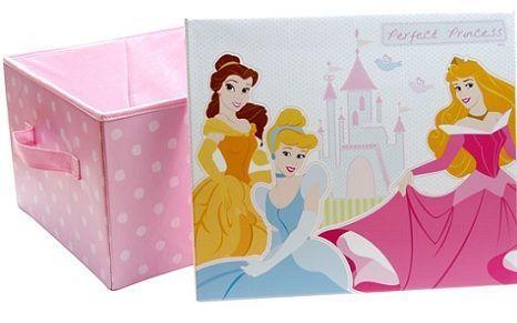 caja regalo princesas