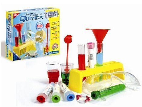regalos cumpleanos orginales ninos quimica