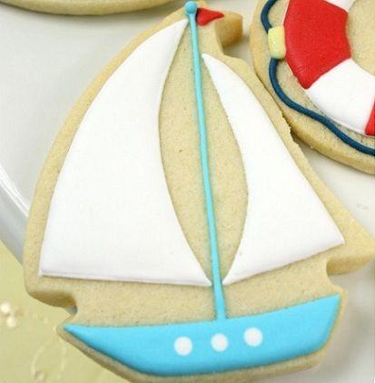 fiesta marinera cookies