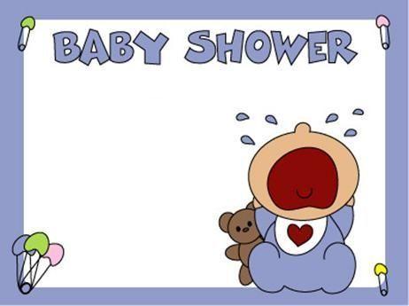 invitaciones baby shower lloron