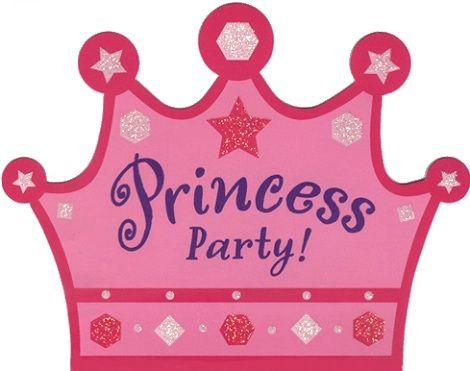 invitaciones cumpleanos infantil corona