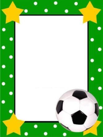 invitaciones futbol estrellas