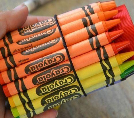 portalapices colores goma