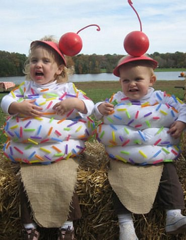 Disfraces de cupcake para este Carnaval 2014