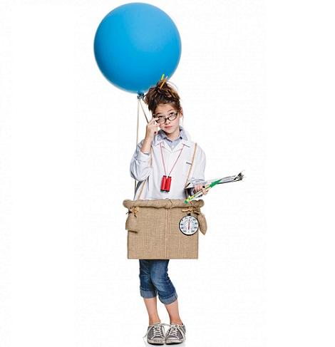 Disfraces de globo para este Carnaval 2014