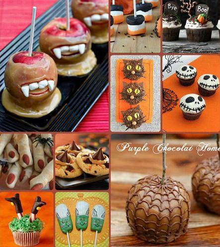 Decoraciones infantiles para fiestas de halloween m s - Ideas fiesta halloween ...