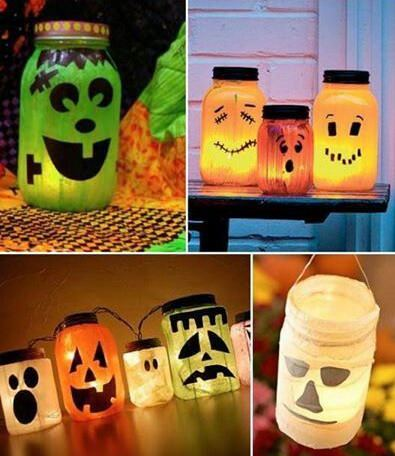 Ideas f ciles para decorar tu fiesta de halloween con los - Ideas para fiesta halloween ...