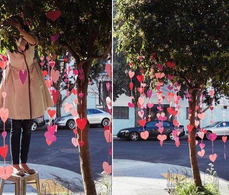 Decoraci n de san valent n for Ideas decoracion san valentin