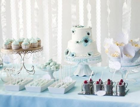ideas para una fiesta de bautizo para niño