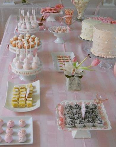 Ideas para organizar una fiesta de comuni n 2014 en casa - Ideas para mesas dulces de comunion ...