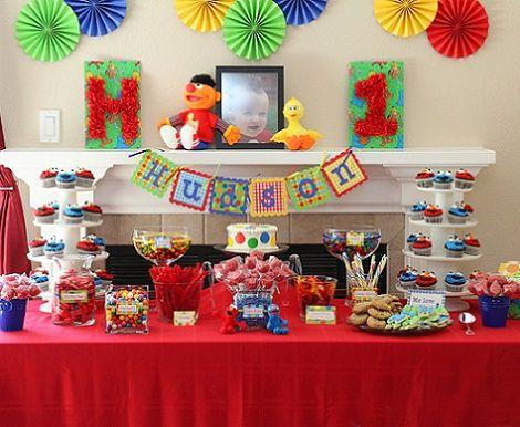 Imagenes de decoración de cumpleaños de 1 año - Imagui