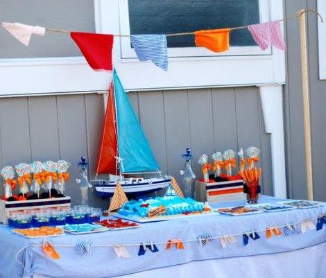 ideas para una fiesta infantil en la playa