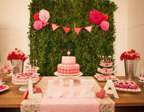 Ideas para organizar una fiesta infantil de san valent n - Decoracion fiestas infantiles en casa ...
