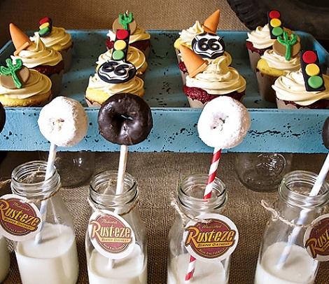 Comida para fiestas infantiles en casa imagui - Menu para fiesta de cumpleanos en casa ...