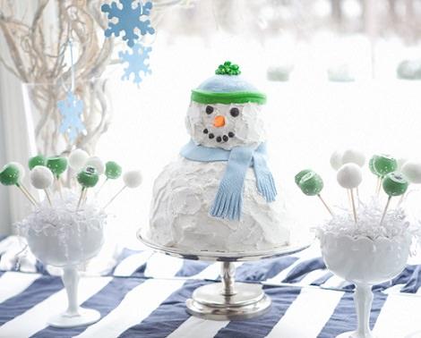 Ideas para organizar un cumplea os infantil en navidad - Ideas para postres de navidad ...