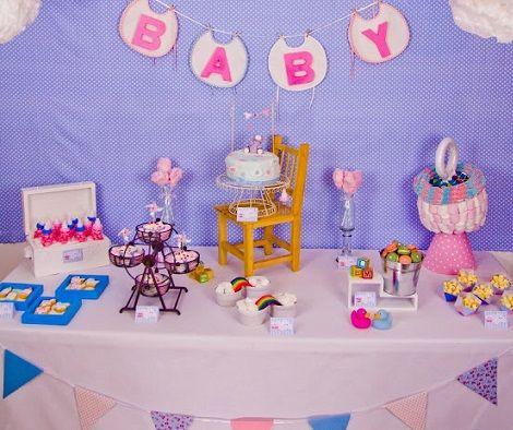 Ideas para cumpleaños de 1 año