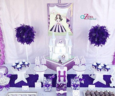 fiesta infantil princesa sofia