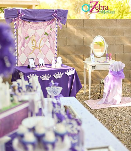 Imagenes de decoraciones para fiesta infatil de la for Decoracion cumpleanos princesas