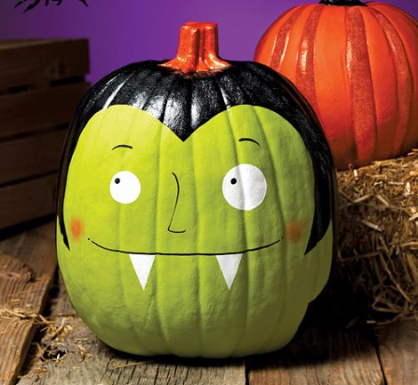Ideas para decorar tus calabazas en halloween - Calabazas decoradas para halloween ...