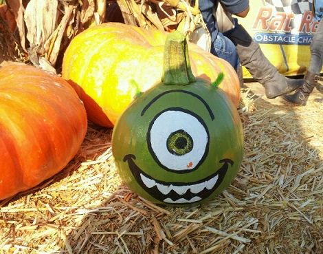Fotos de calabazas decoradas de halloween imagui - Calabazas decoradas para halloween ...