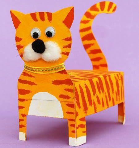 Imagenes de animales con cajas de imagui for Cajas de carton infantiles