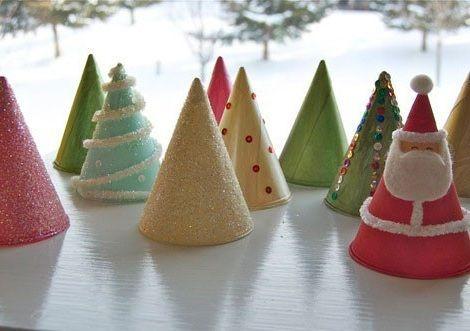 Adornos navide os para el arbol caseros imagui - Adornos para arbol de navidad caseros ...